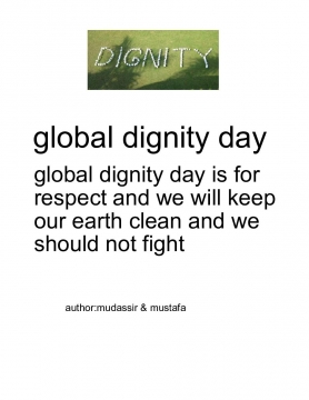 Global Dignity Day