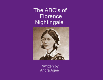 Florence Nightingale a-z book
