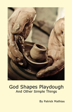God Shapes Playdough