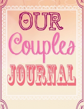 Couples Journal with Scripture