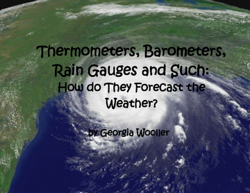 Thermometers, Barometers,  Rain Guages and Such
