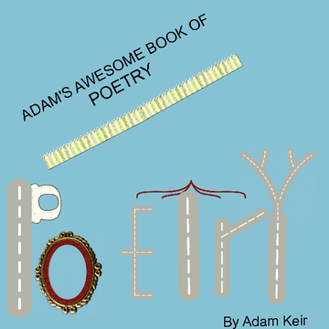 Adam's poetry book