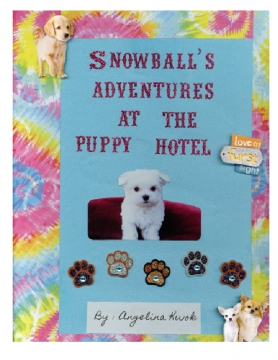 Snowball's Adventures At The Puppy Hotel