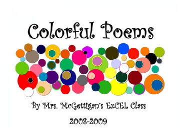 Colorful Poems