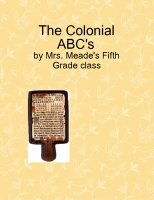 Colonial ABC Book