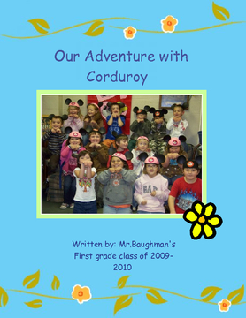 Our Adventure with Corduroy