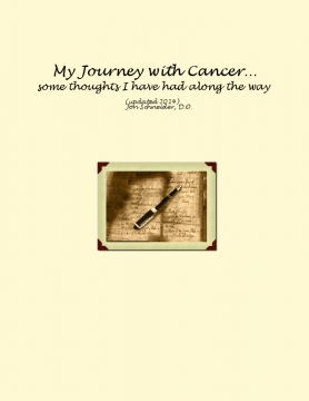 My Journey with Cancer...