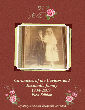 Chronicles of Cavazos and Escamilla