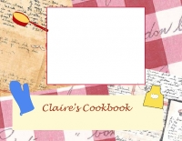 Claire's Cookbook