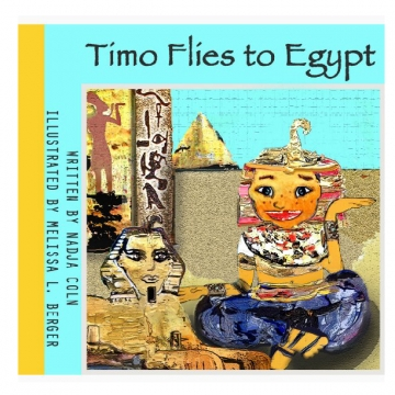 Timo Flies to Egypt
