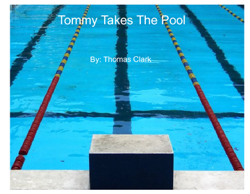 Tommy Takes the Pool