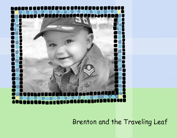 Brenton and the Traveling Leaf