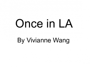 Once in LA