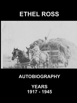 The Autobiography of Ethel Ross