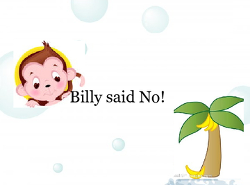 Billy said No!