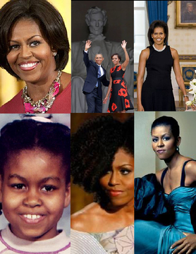Happy 50th birthday to our First Lady Michelle Robinson Obama.