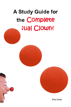 Study Guide for The Complete Pro Clown