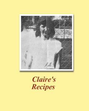 Claire's Recipes