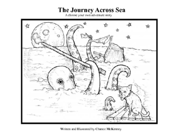 The Journey Across Sea