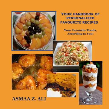 YOUR HANDBOOK OF PERSONALIZED FAVOURITE RECIPES