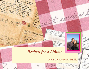 Recipes for a Lifetime Together