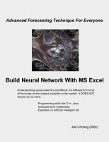 Build Neural Network With MS Excel