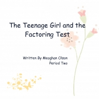 The Teenage Girl and the Factoring Test