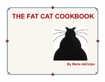 THE FAT CAT COOKBOOK