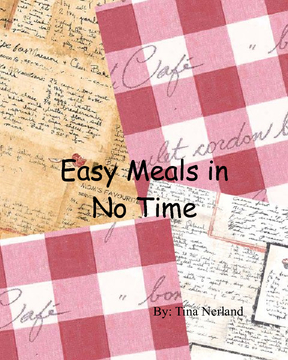 Easy Meals in No Time