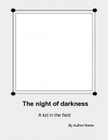The night of darkness