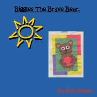 Biggles The Brave Bear.