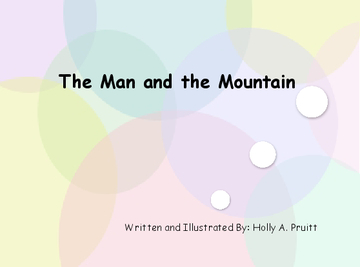 The Man and the Mountain