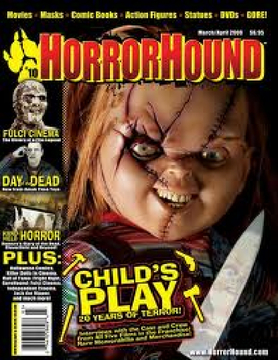 HorrorHound Chucky Retro