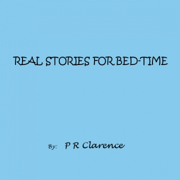 REAL STORIES FOR BED-TIME