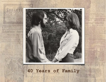 40 Years of Family