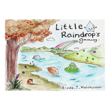 Little Raindrop's Journey