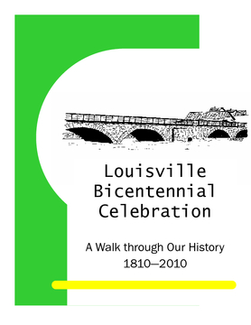 Louisville Bicentennial Celebration