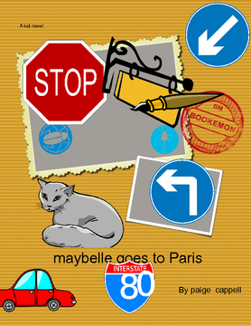 Maybelle goes to Paris
