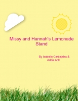 Missy and Hannah's Lemonade Stand