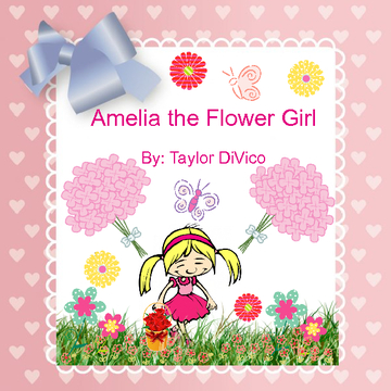 Amelia the Flower Girl