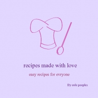 recipes made with love