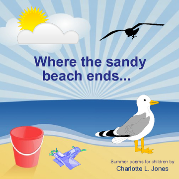 Where the sandy beach ends...