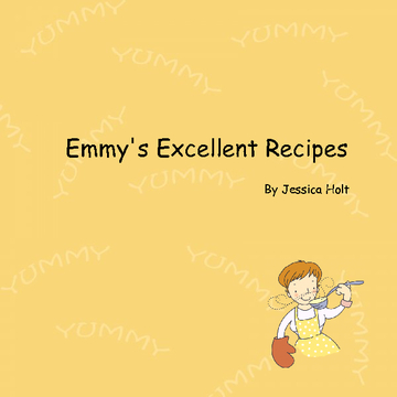 Emmy's Excellent Recipes