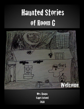 Haunted Stories of Room G