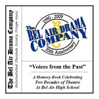 The Bel Air Drama Company -- 20th Anniversary