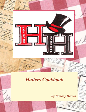 Hatters Cookbook