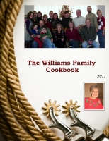 The Williams Family Cookbook