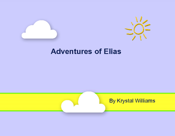 Adventures Of Elias