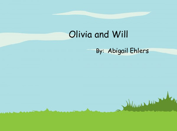 Will and Olivia