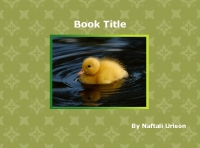 My cute animal book